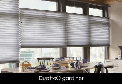 Solskjerming fra Luxaflex