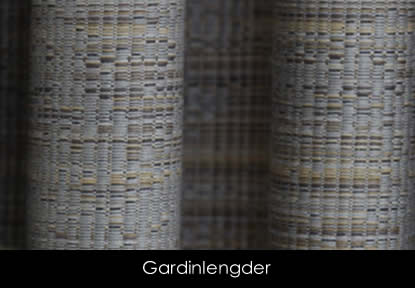 Solskjerming fra Luxaflex - Gardinlengder - stoffgardiner