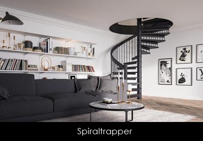 Spiraltrapper