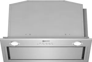 NEFF 70 Integrert ventilator 52 cm edelstål D55ML66N1