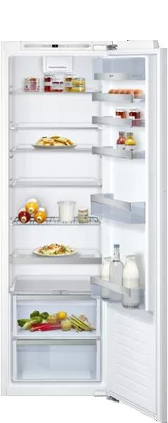 N 70 Integrert kjøleskap 177.5 x 56 cm Flathengsel med softClose KI1816DE0